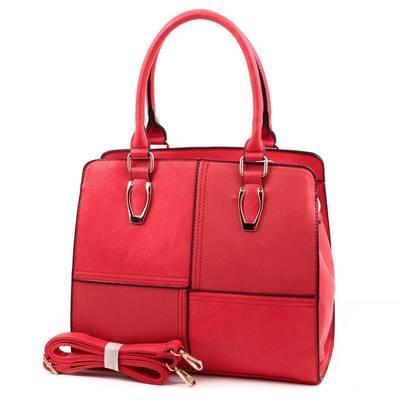 Run Fa piros női táska