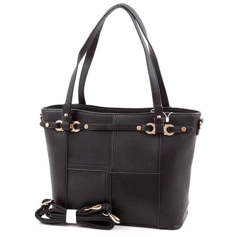 Run Fa fekete női táska