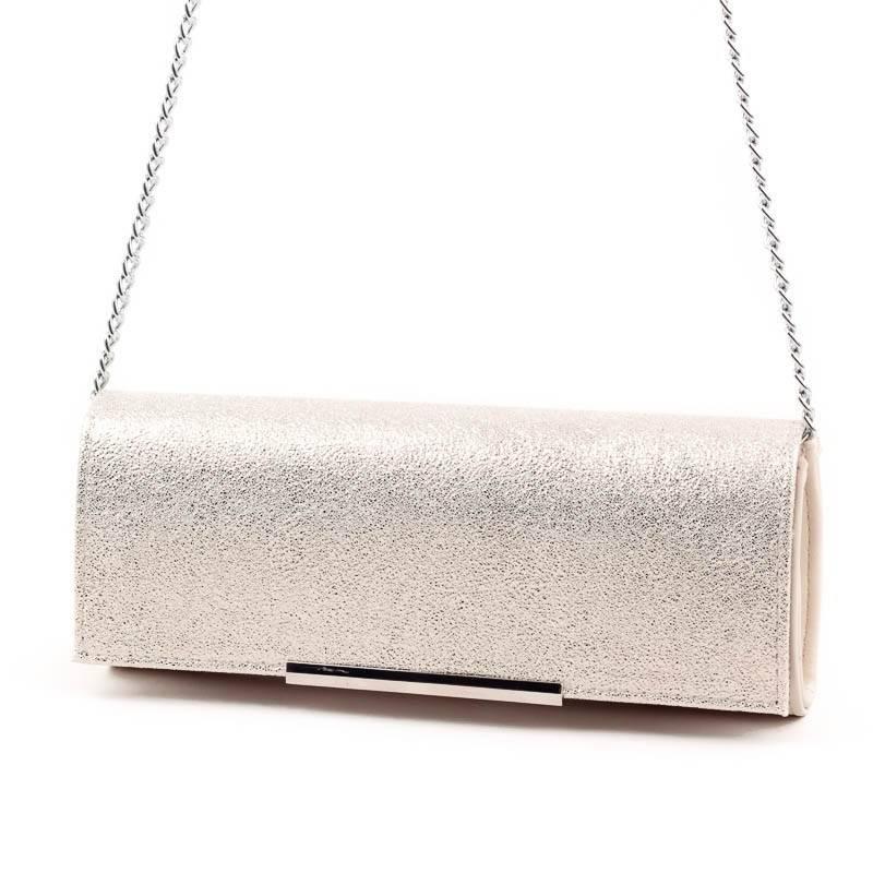Karen fehér-púder-bézs rostbőr női táska  4830 e276df3527