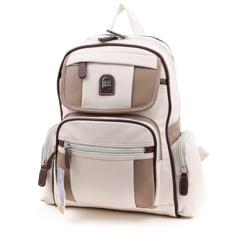 75ad61007a7e Hernan Bag's Collection fehér-barna női hátitáska #4800