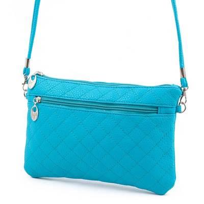 Kék kis méretű női  táska