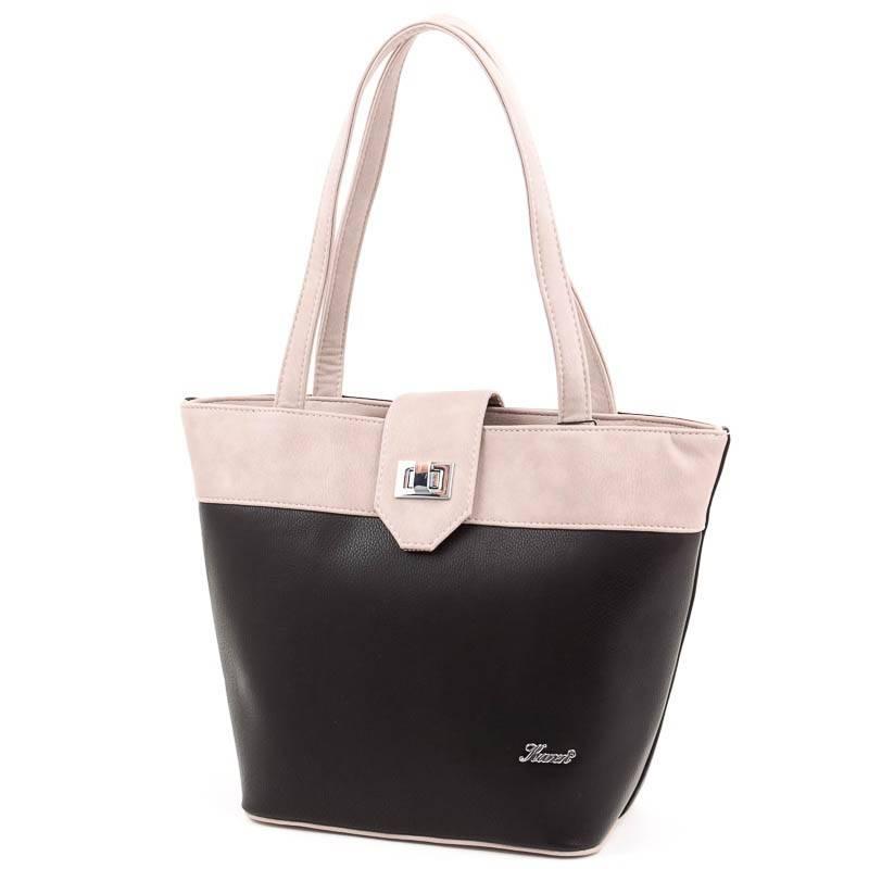 L N kék-barna-piros női táska  4776 37f1197225