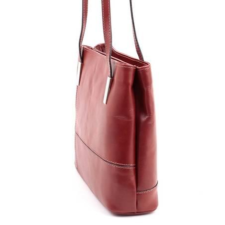 d1ce00780219 Barna női olasz bőr táska #5093