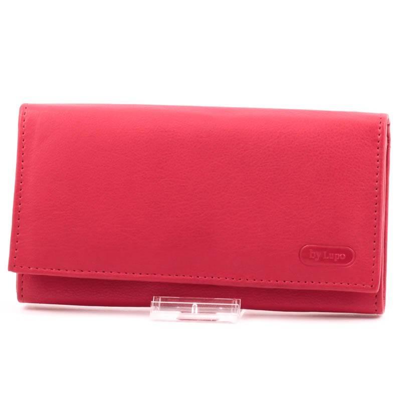 Ramsey L. piros bőr pénztárca  5133 6c5377b50b