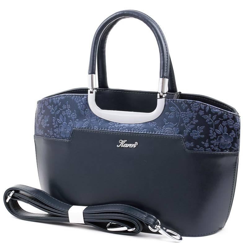 Laurence C fekete-szürke női táska  2017 6191853cc1