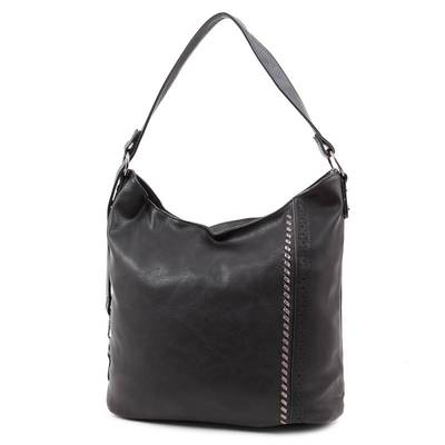 Lida fekete női táska