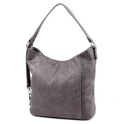 Lida szürke női táska