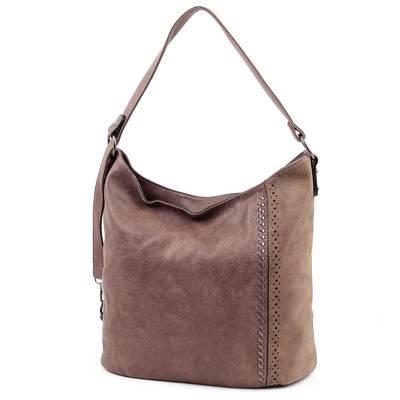 Lida barna női táska