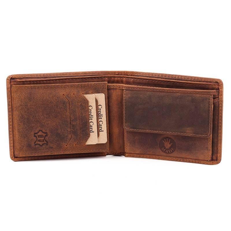 Prémium férfi bőr pénztárca 7869c07521