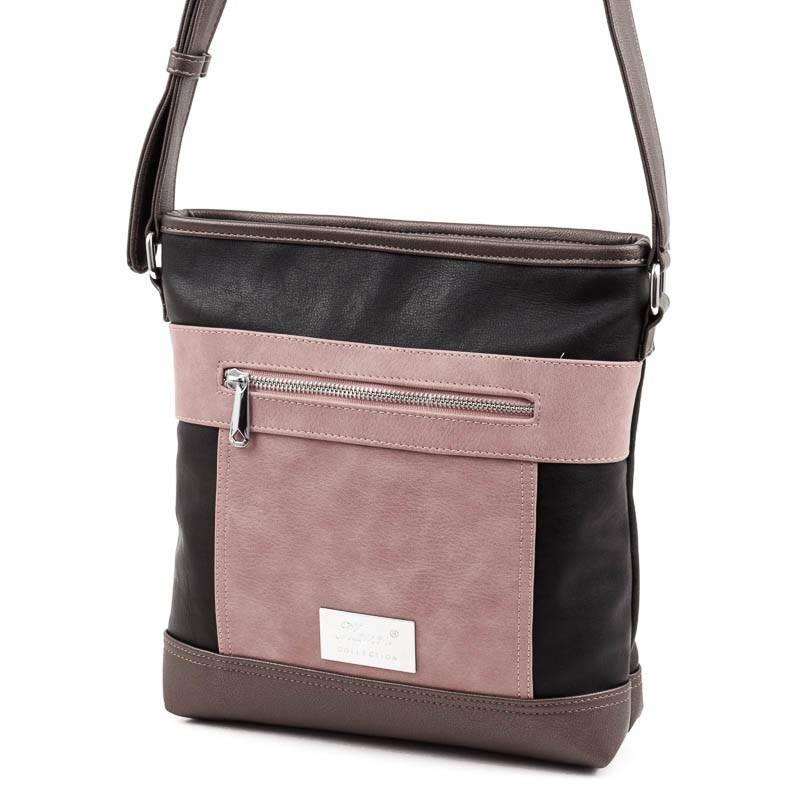 e108964f4095 Prestige bézs-arany női rostbőr táska #2771