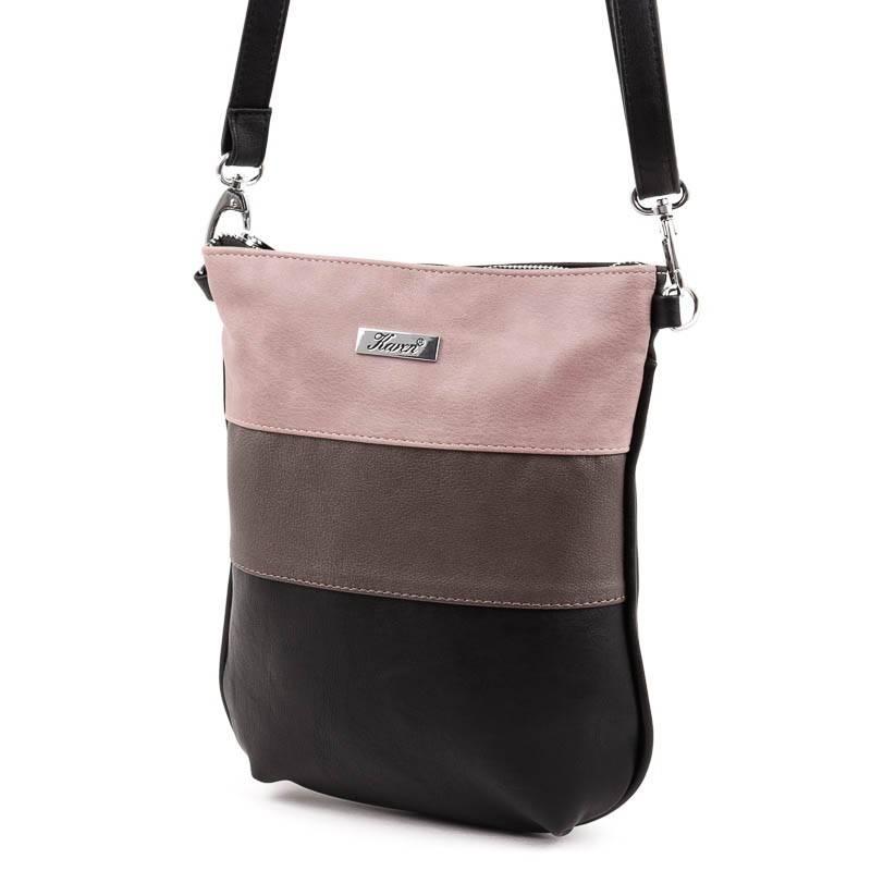 Fekete-piros olasz bőr női táska  2368 91dcca0a99