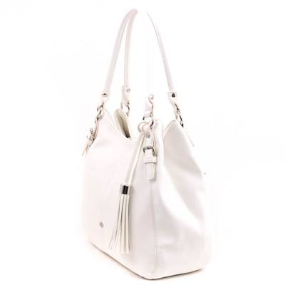 David Jones fehér női táska
