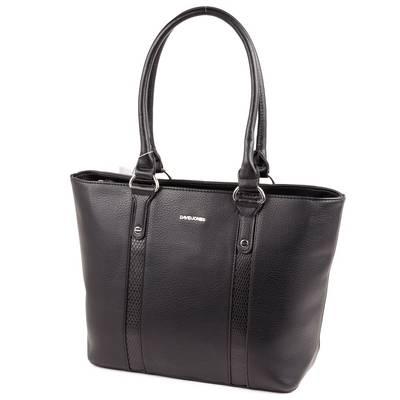 David Jones fekete női táska