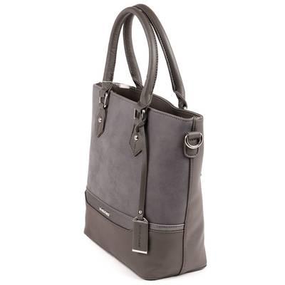 David Jones szürke női táska