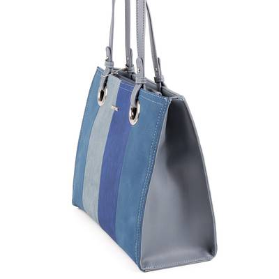 David Jones kék női táska