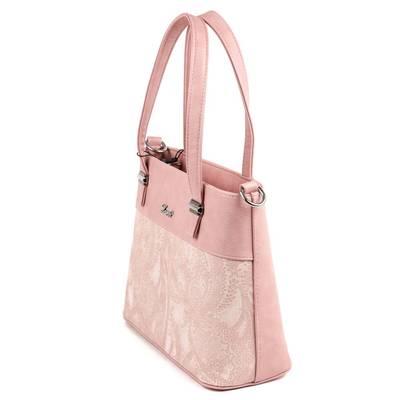 Karen púder rostbőr női táska