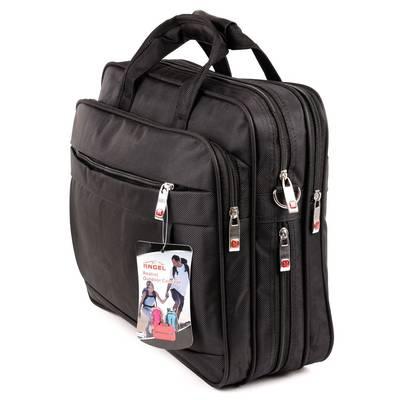 Angel fekete férfi táska