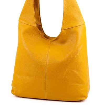 Hernan sárga női táska