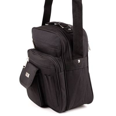 Chenson fekete férfi táska