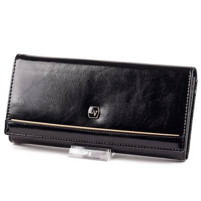 Cavaldi fekete női pénztárca