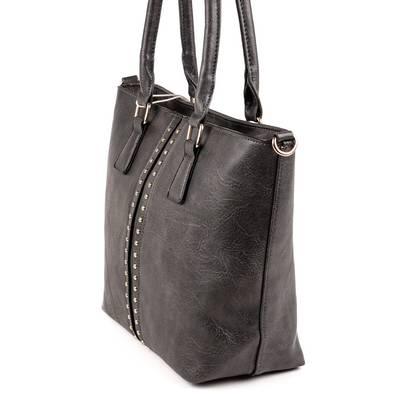 Dudlin szürke női táska