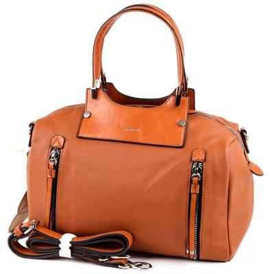 Micussi barna női táska