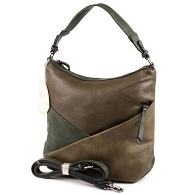 Micussi zöld női táska