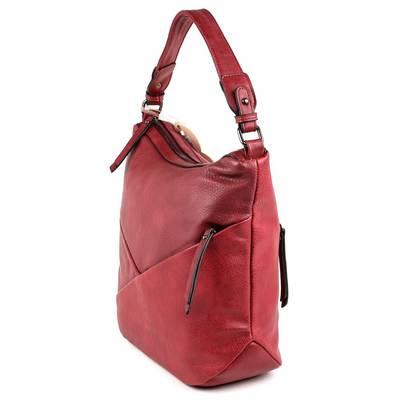 Micussi bordó női táska