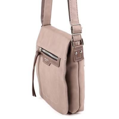 David Jones barna női táska