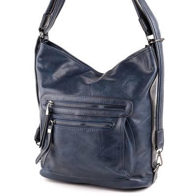Romina & Co Bags kék női táska