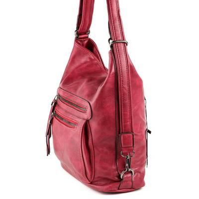 Romina & Co Bags bordó női...