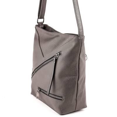 Gullig szürke női táska