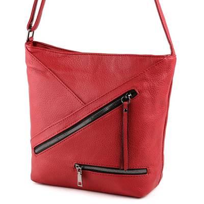 Gullig piros női táska