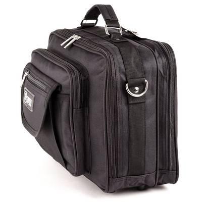 Bellugio fekete férfi táska