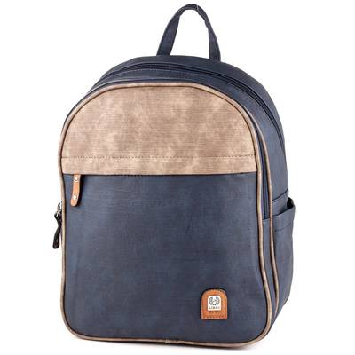 L&H Bags kék-barna női...