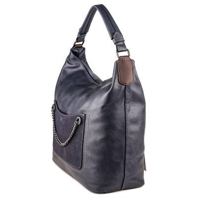 Sara Moda kék női táska