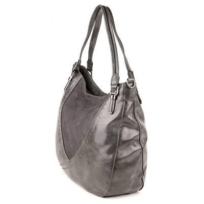 Sara Moda szürke női táska