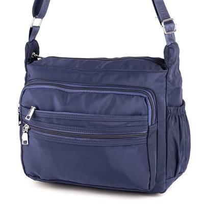 Gullig kék női táska