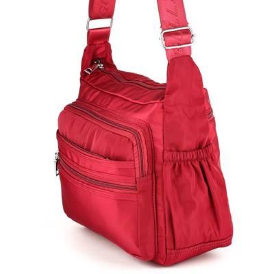 Gullig bordó női táska