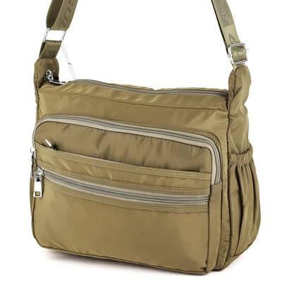 Gullig zöld női táska