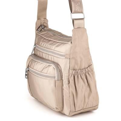 Gullig drapp női táska