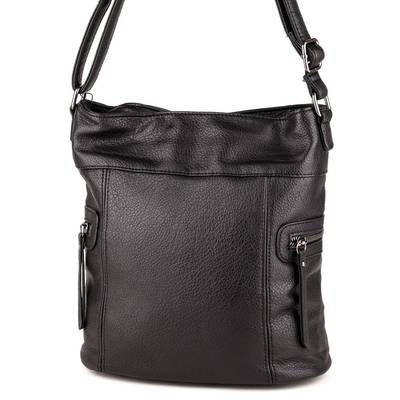 Gullig fekete női táska