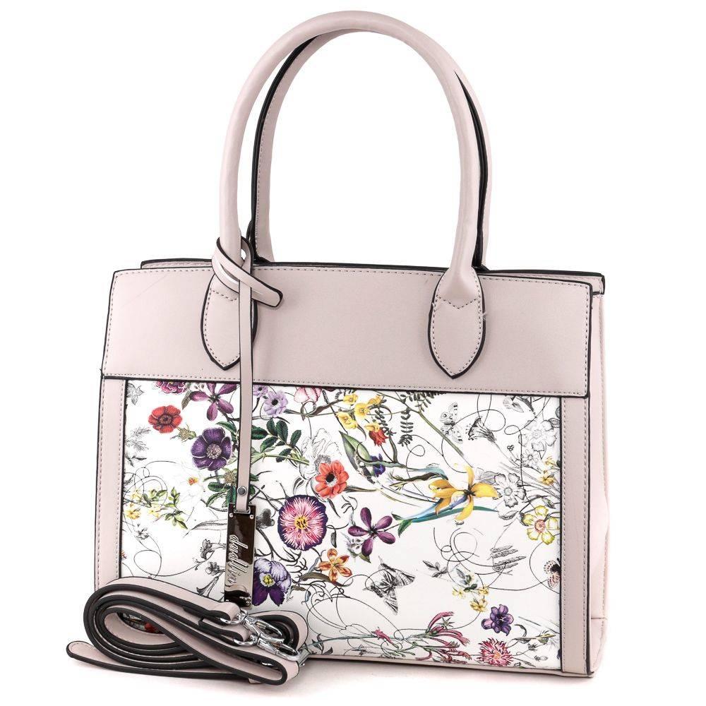 Karen fekete bordó női rostbőr táska #5292