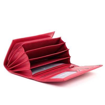 La Scala piros női bőr...