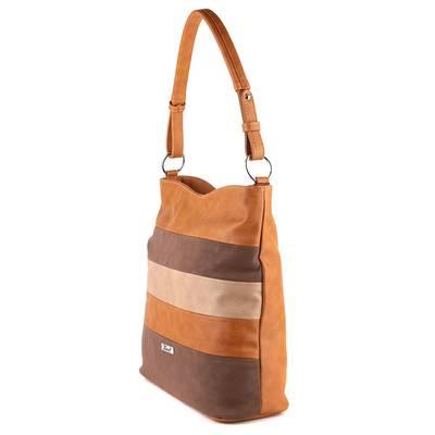Karen barna rostbőr női  táska