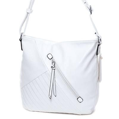 Dudlin fehér női táska