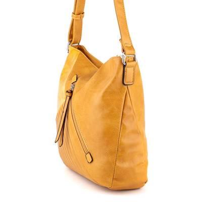 Dudlin sárga női táska