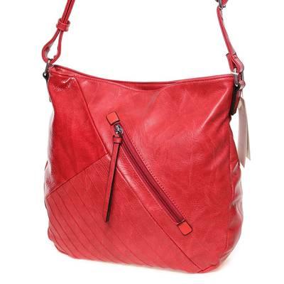 Dudlin piros női táska