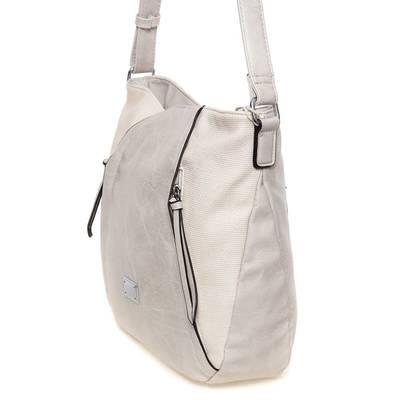 Dudlin bézs női táska
