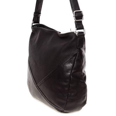 Dudlin fekete női táska